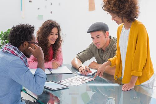 Designers make great agile team leaders.