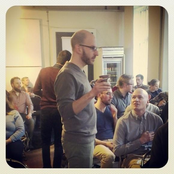 Jeff Gothelf teaching